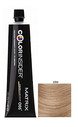 Matrix - Color Insider Haarfarbe OHNE Ammoniak & Geruch - Extra helles Blond Mocca 60ml