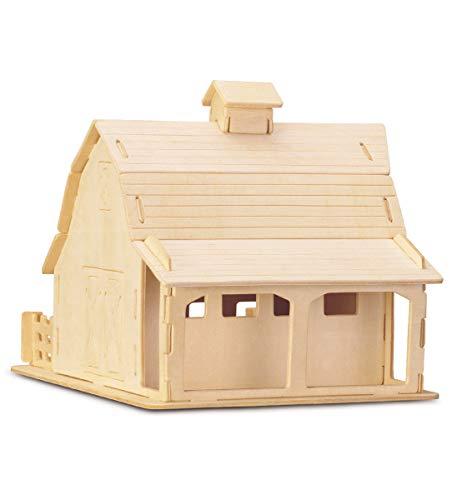 model barn - 1