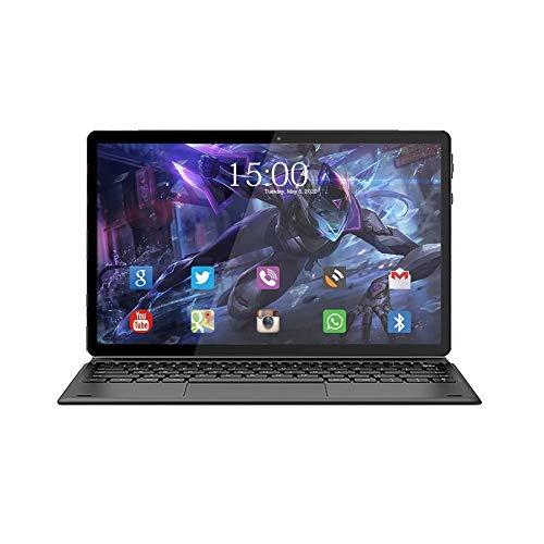 YCHCDR Tableta de 11.6 Pulgadas 4GB + 128ggb / 1920x1080 Heilo X25 Procesador de 10 núcleos, Adecuado para Oficina