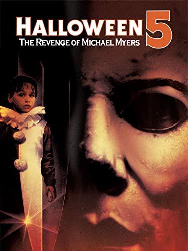 Halloween 5: Revenge Of Michael Myers