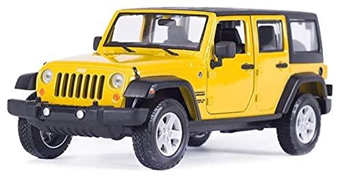 PANGYANG Modelo Auto SUV 1:24 Aleación De La Simulación Vehículos Carretera Adornos Juguete Fundición A Presión De Los Adornos Deportivos Showcase Recolección Ornamentos (19.5 * 8 * 7 Cm)
