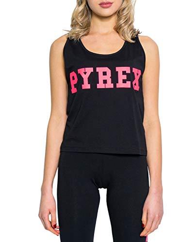 Pyrex - Pyrex Femme Debardeurs black M