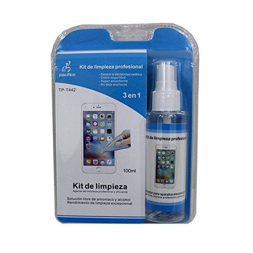 TheoutletTablet Kit de Limpieza Profesional/Limpiador de Pantalla para Tablet Alldaymall A88X 7'
