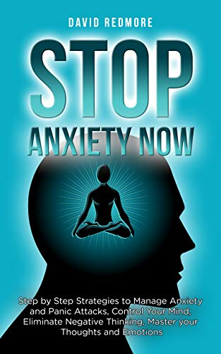 Stop Anxiety Now by David Redmore ebook deal