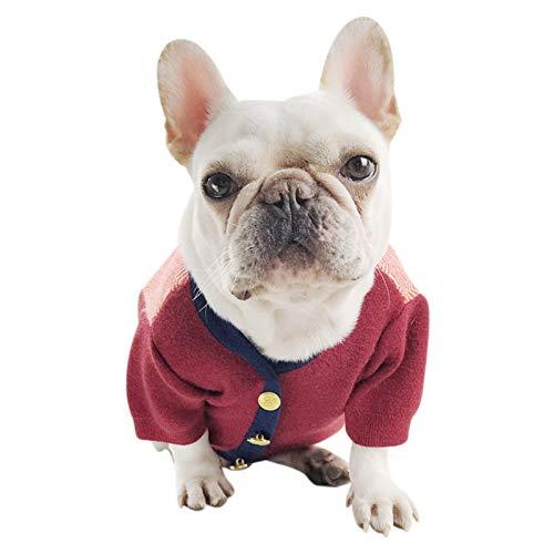 Boomboo Suéter De Navidad para Perros, Ropa para Perros, Suéter De Punto,...