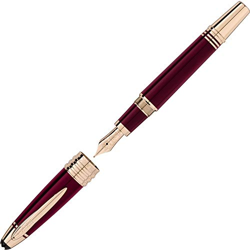 Montblanc John F. Kennedy Special Edition Purple Resin Fountain Pen 118050
