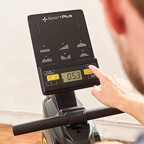 SportPlus Ruderergometer klappbar SP-MR-030-IE - 6