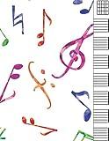 Cuaderno De Tablatura Guitarra: cuaderno de musica para guitarra