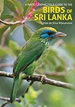 The Birds of Sri Lanka: A Photographic Field Guide (2nd edition)