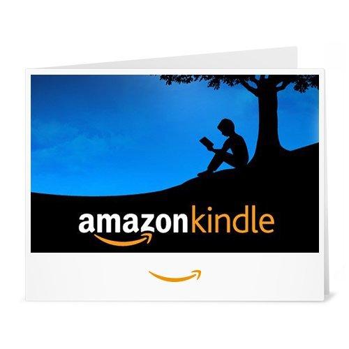 Amazon.de Gutschein zum Drucken (Kindle)