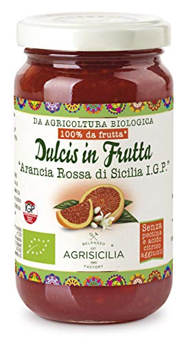Agrisicilia Dulcis in Frutta Arancia Rossa di Sicilia Igp Bio - 240g