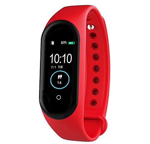 Smart Fitness Tracker horloge met stappenteller Calorie Counter Hartslag Slaap Monitor voor Kids Vrouwen Mannen