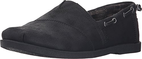 Skechers BOBS from Chill Luxe - Buttoned Up Black 7