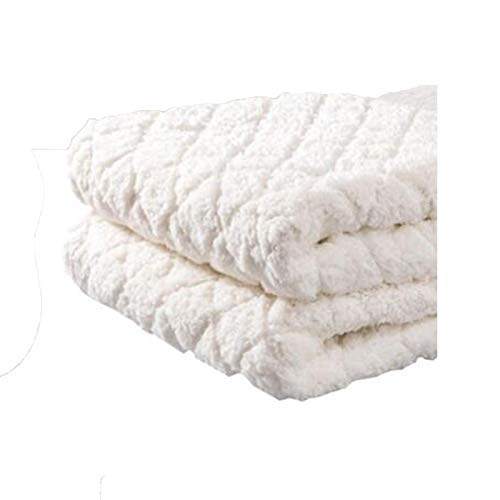 Joyfitness Verwarmde elektrische deken – ultrazachte micro-fleece plaid met 8 warmte-instellingen en timerfunctie – machinewasbaar