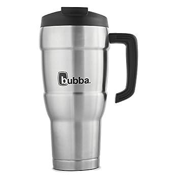bubba Hero XL Vacuum-Insulated Stainless Steel Travel Mug 30 oz Stainless Steel