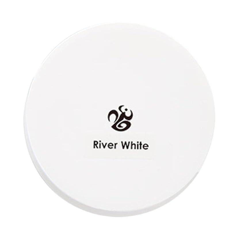 設計告発者可愛いネイルデダンス アクリルパウダー リバーホワイト 20g