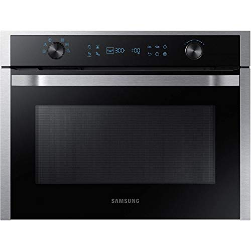 Micro ondes Encastrable Samsung NQ50K5130BS - Micro-Ondes Intégrable Inox - 50 litres - 900 W