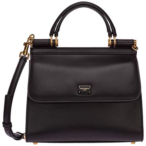 Dolce&Gabbana damen sicily 58 Handtaschen nero