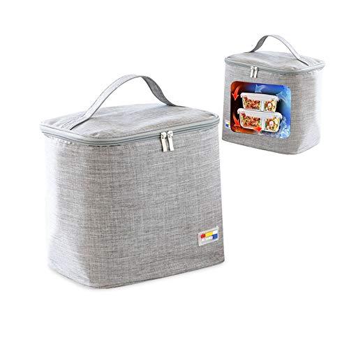 Sac à déjeuner, sac isotherme pliable, 10 l, sac isotherme, sac de pique-nique, petit sac isotherme pliable, sac à déjeuner, sac isotherme, sac de déjeuner, sac isotherme.