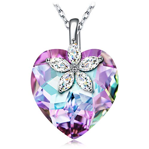 Alex Perry Regalo collares mujer colgantes mujer collar plata mujer swarovski joyas para mujer bisuteria mujer joyeria mujer regalos originales para mujer tous joyeria