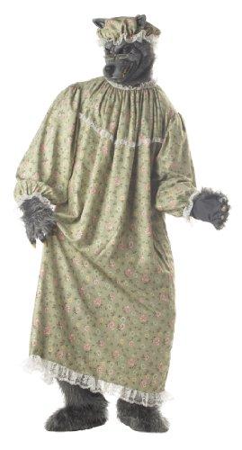 California Costumes Herren Adult-Sized Costume Kostüm für Erwachsene, grün, Einheitsgröße