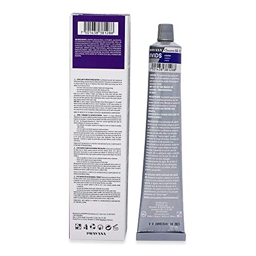 Pravana ChromaSilk Vivids (Violet) 3.0oz