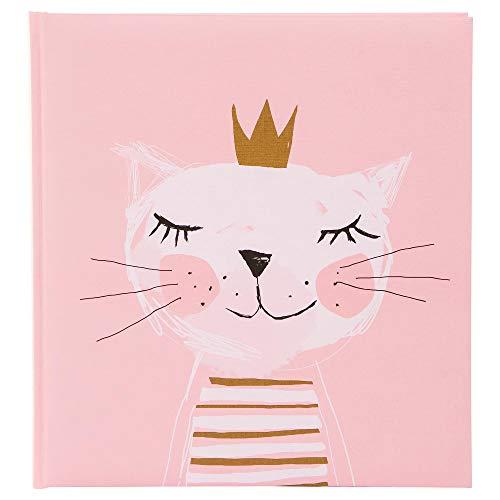 goldbuch Fortuna pink 30x31 60 Seiten Babyalbum 27258