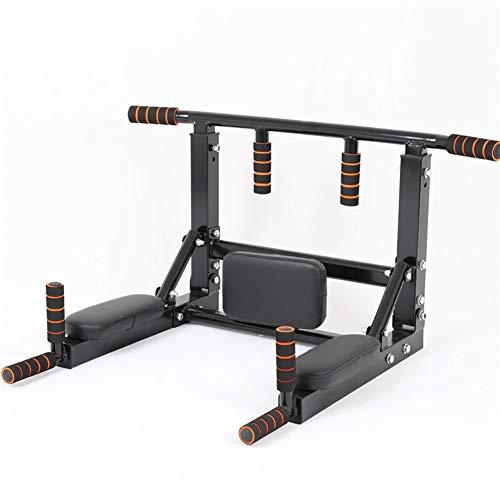 Sinbide Barra Trazioni a Muro, Macchina Multifunzione per Fitness Indoor, Multi-Grip Pull Up Bar, per Flessioni, Trazioni, Addominali, Max 250KG