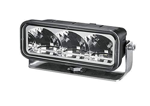 HELLA 1FE 358 154-011 Fernscheinwerfer - Valuefit LBE-320 - LED - 12V/24V - geschraubt - Kabel: 500mm - Stecker: DEUTSCH