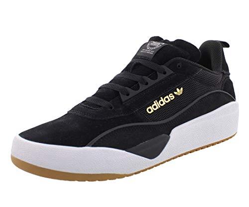 adidas Originals Mens Liberty Cup Shoe Black/White/Gum EE6110 (10.5 M US)