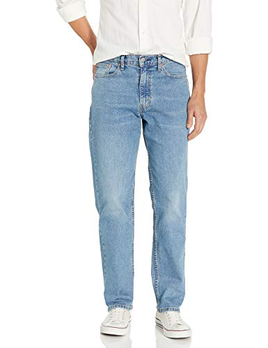 Levi's Mens's 550 Relaxed Fit Jeans Clif 36W x 29L