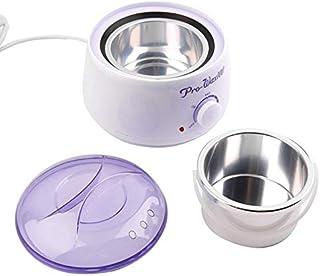 جهاز/ وعاء تسخين واذابة الشمع من اجل ازالة الشعر مشابه للجهاز الذي يستخدم في الصالون او المنتجع الصحي