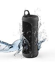 """Bluetooth® luidspreker""""Twin 2.0"""", waterdicht, 20 W, zwart"""