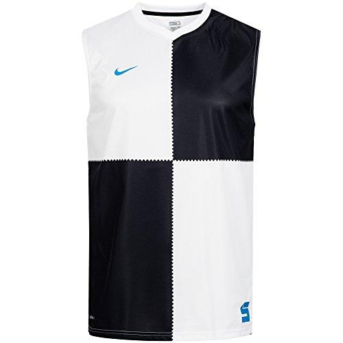 Nike Slee vesless bloque Top Team Camiseta 328360–100, 328360-100, xx-large
