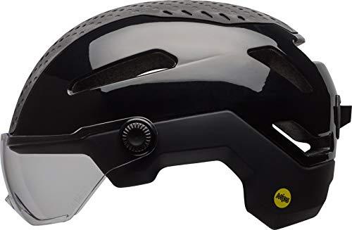 Bell Unisex– Erwachsene Annex Shield MIPS Fahrradhelm, Matte/Gloss Black, S