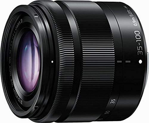 Panasonic H-FS35100E-K Micro Four Thirds 35-100mm Telephoto Zoom Lens