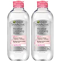 2-Pack Garnier SkinActive Micellar Cleansing Water For All Skin Types