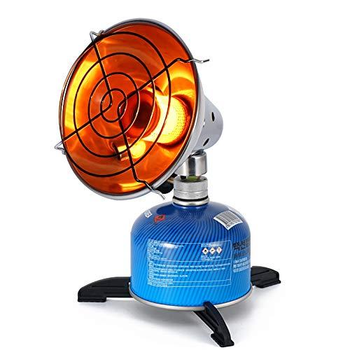 XYZCUP Stufa A Fungo Piccolo Attrezzature per Il Tempo Libero A Gas, Fungo Riscaldante per Esterno Forte Riscaldamento Fungo Riscaldante,per Il Campeggio Invernale