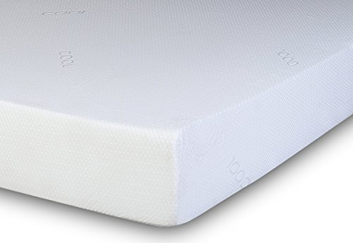 Visco Therapy Flex 1000 Firm Reflex Foam Rolled Mattress - EU Double
