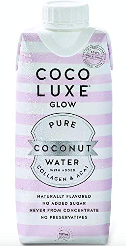 Coco Luxe GLOW - Marine Collagen Brand new ca Acai Cash special price Berry pack 11.1oz 12