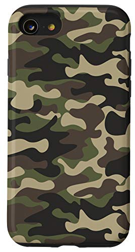 iPhone SE (2020) / 7 / 8 Smartphones Camouflage Hunting Outdoor camo Gifts Cell Phone Case
