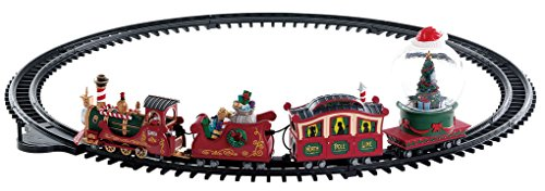 Lemax Santa's Wonderland Collection, North Pole Railway, #74223