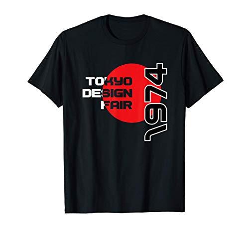 1974 Tokio Design Messe T-Shirt