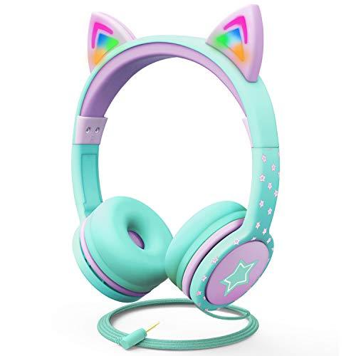 3. FosPower Kids Headphones