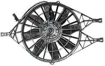 TYC 620880 Dodge Dakota Replacement Radiator/Condenser Cooling Fan Assembly