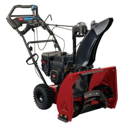 Best snow blower: Toro SnowMaster 724 QXE 24 in. Gas Snow Blower