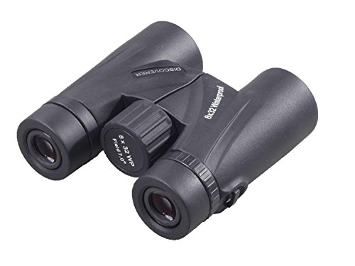 Review Discoverer 8x33 Binoculars Hummingbird (Black)