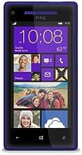 HTC 8X 6990L 16GB Verizon CDMA 4G LTE Windows Smartphone - Blue
