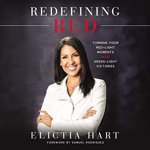 Redefining Red audiobook cover art