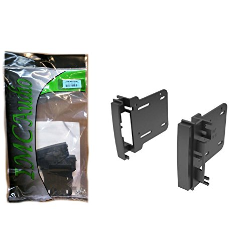 IMC AUDIO Double Din Dash Kit for 2008 2009 2010 Dodge Charger to Install New Stereo